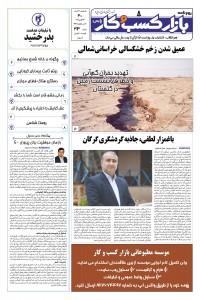 روزنامه بازار کسب و کار پارس 313