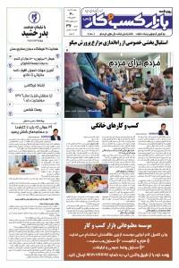 روزنامه بازار کسب و کار پارس شماره 317