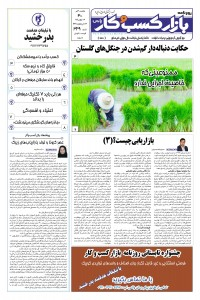 روزنامه بازار کسب و کار پارس شماره 329