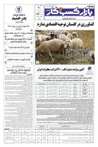 روزنامه بازار کسب و کار پارس شماره 352