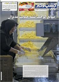 روزنامه بازار کسب و کار پارس شماره 155